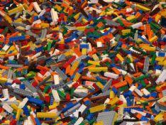 500g Bag of Genuine LEGO®